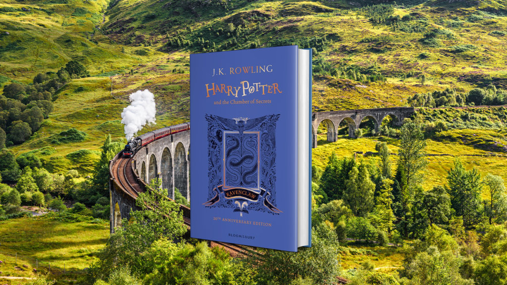 Heade Harry Potter and the chamber of secrets