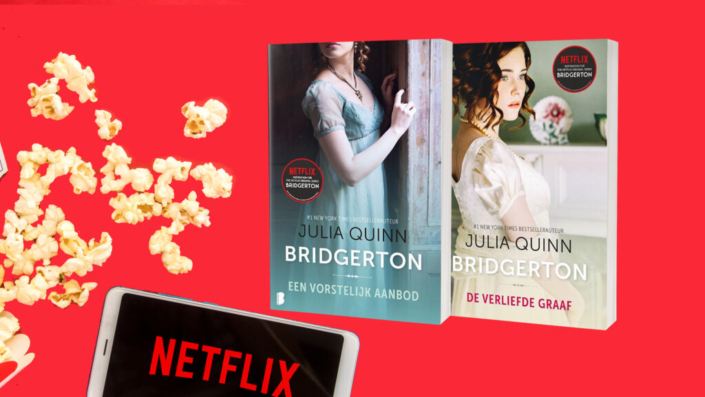 Header toplijst Netflix Bridgerton