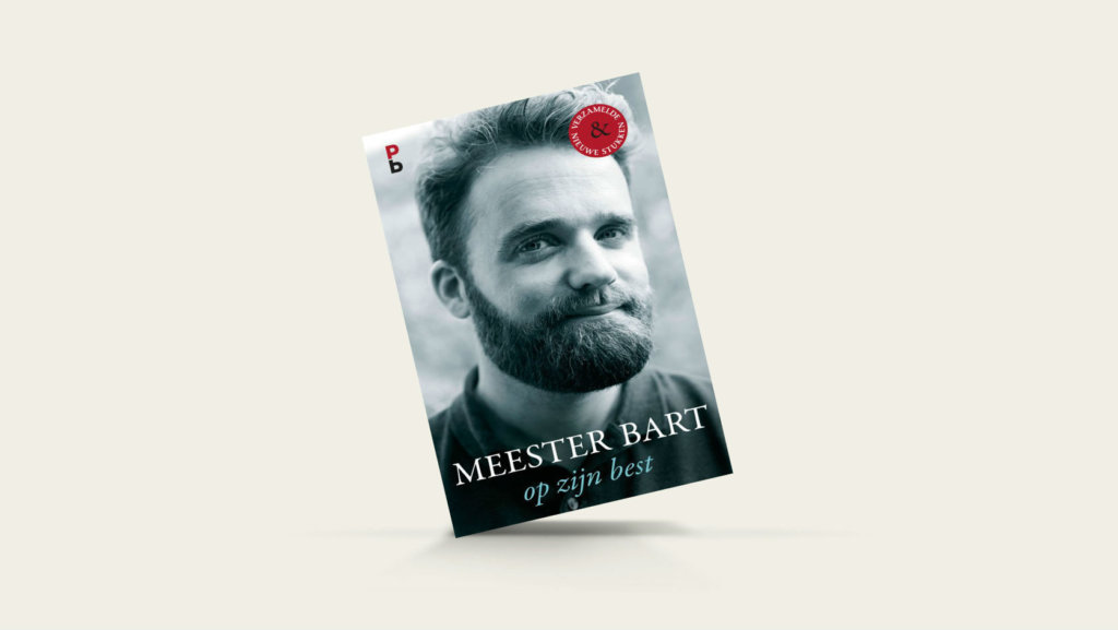 Book Cover Meester Bart