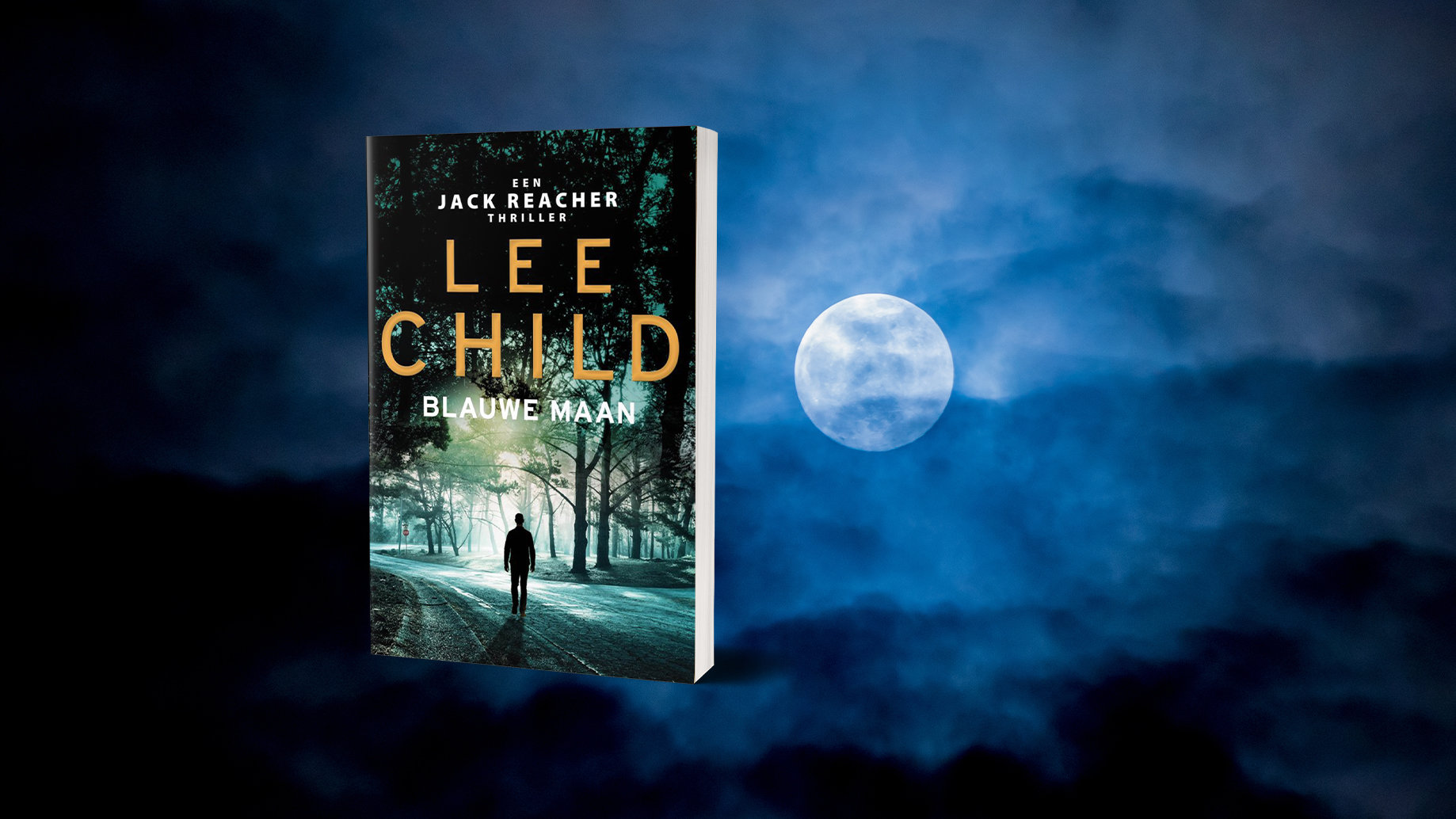 Header recensie Lee Child