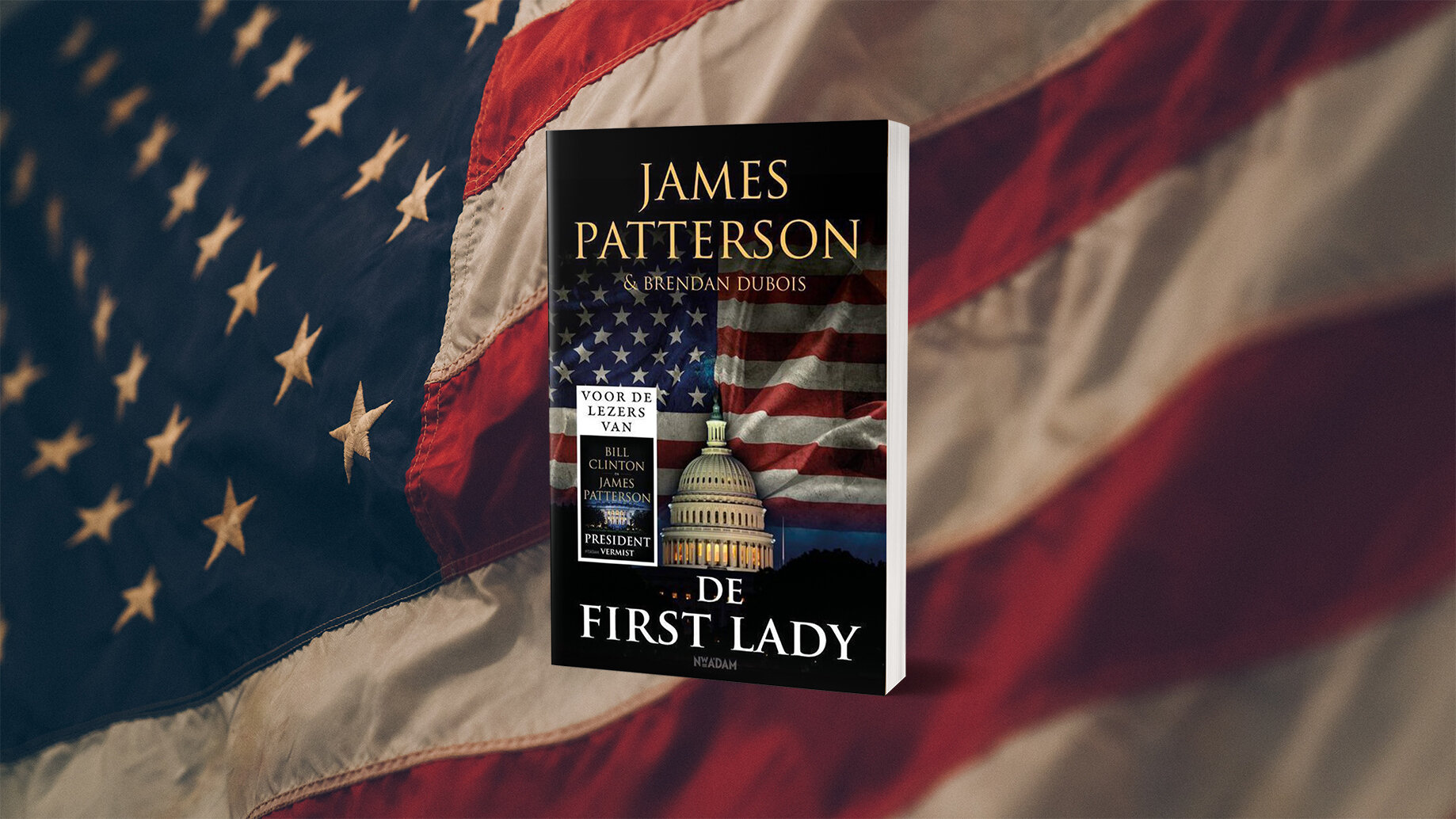 Header recensie de first lady