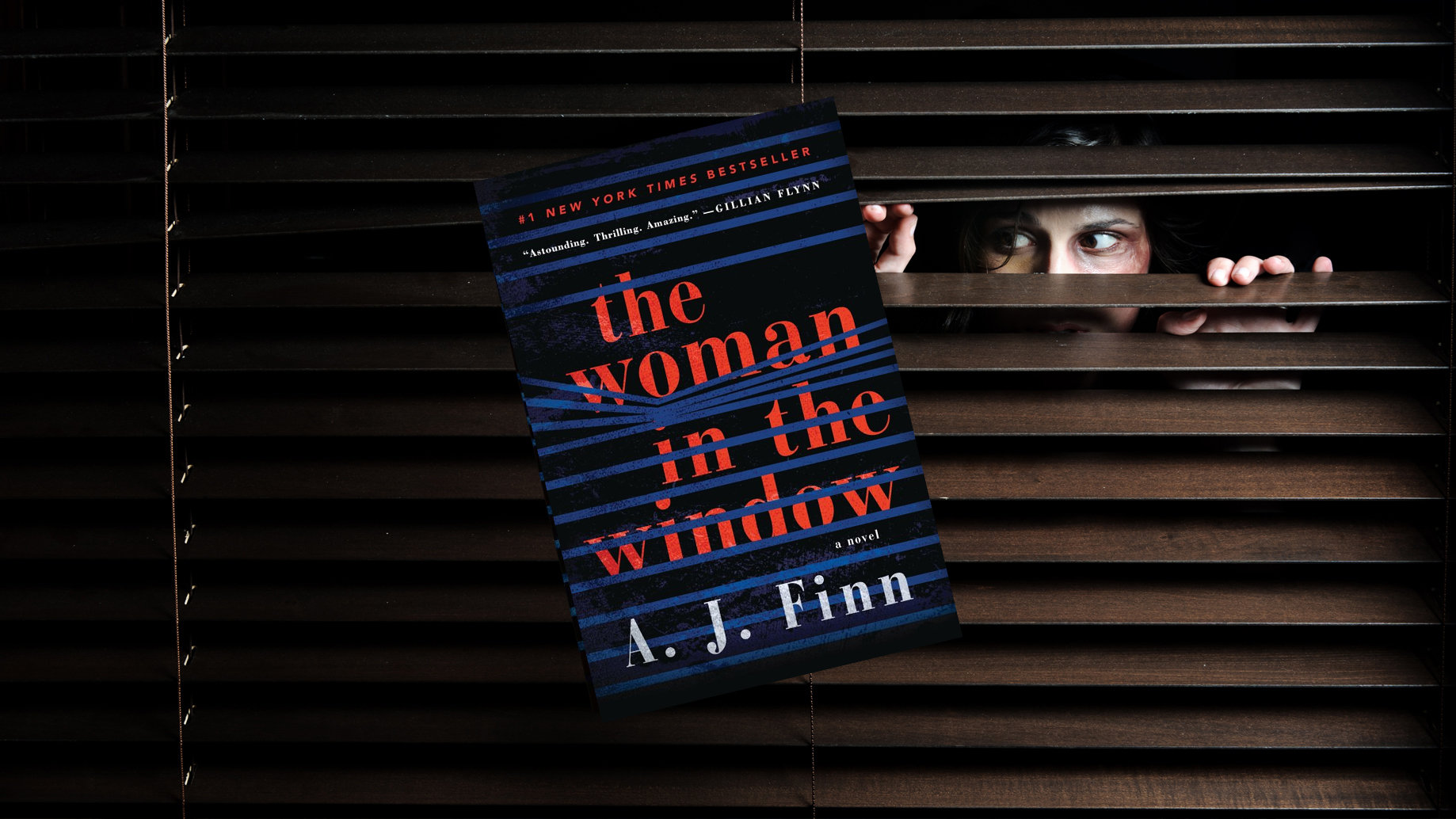 The Woman In The Window Header