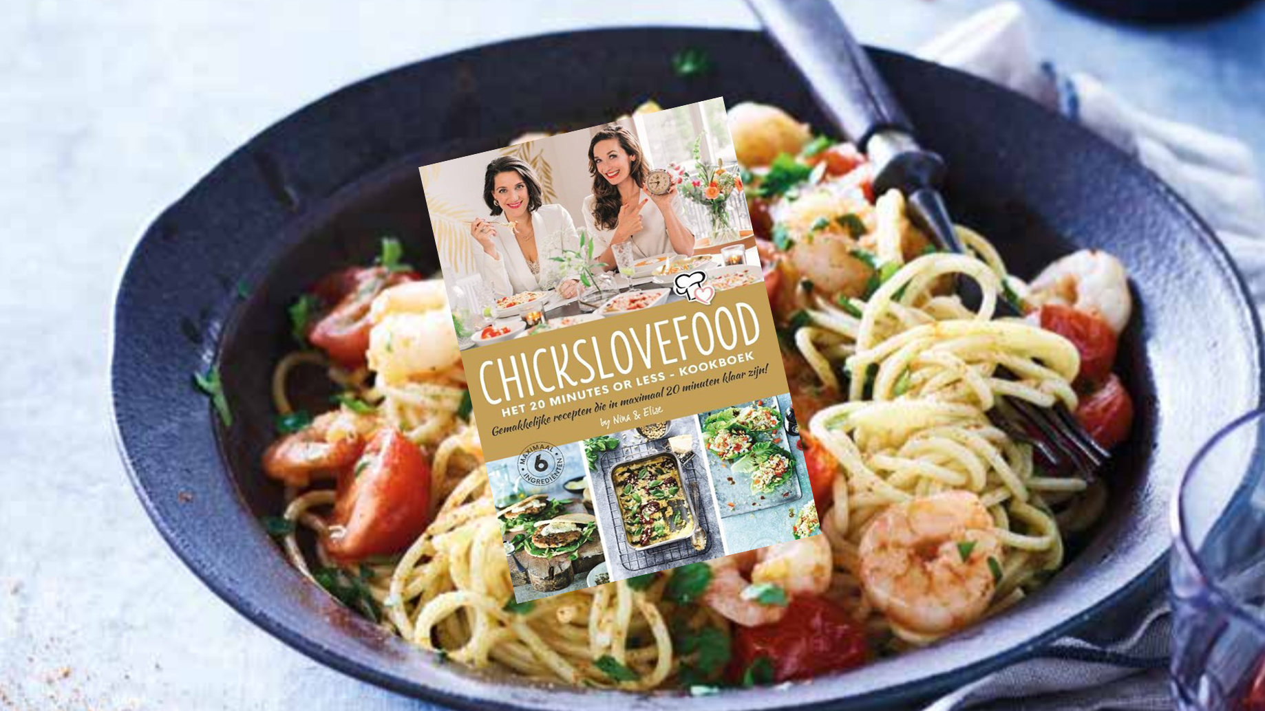 Chickslovefood 20 Minutes Or Less
