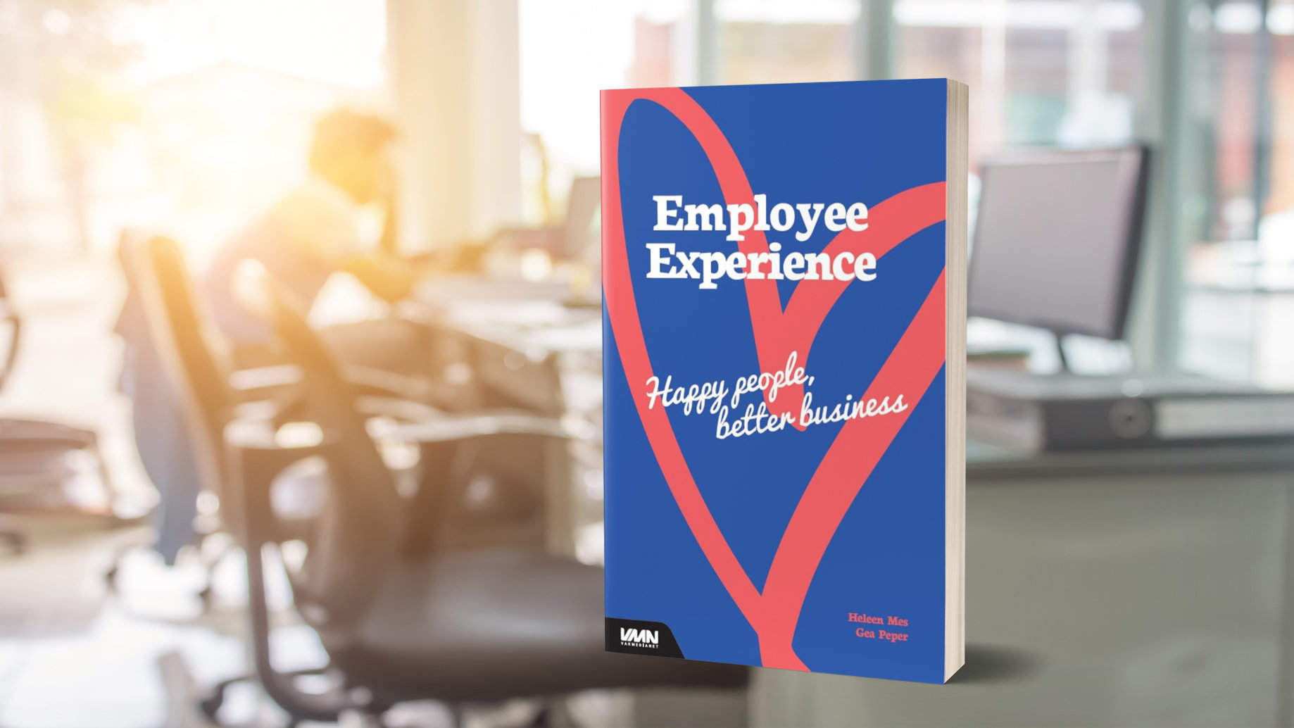 Header employee experience