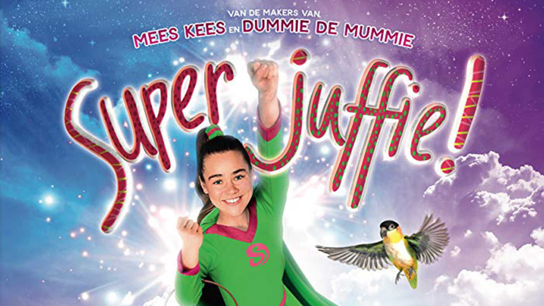 Super Juffie Film Header