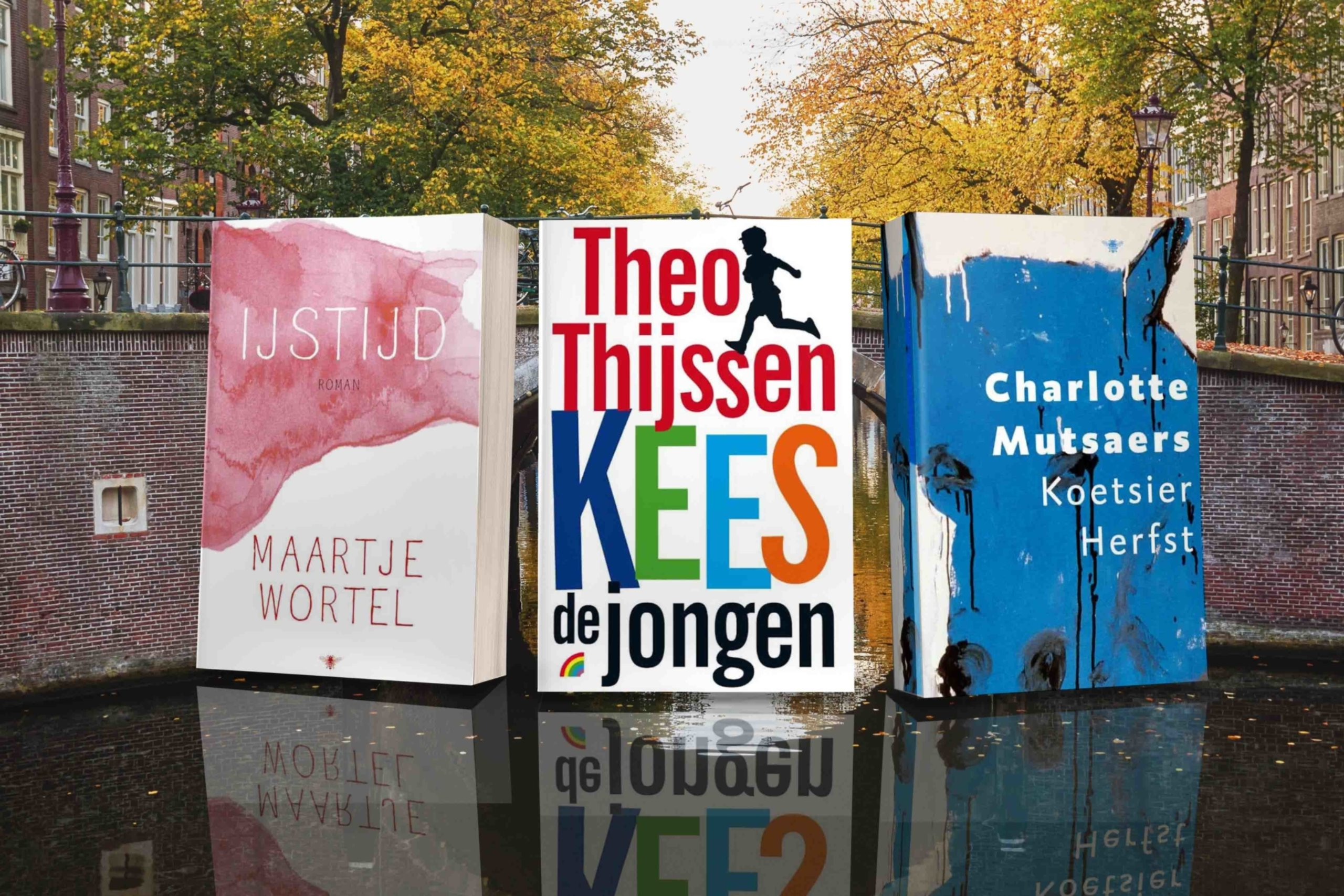 Header Amsterdam Booklovers