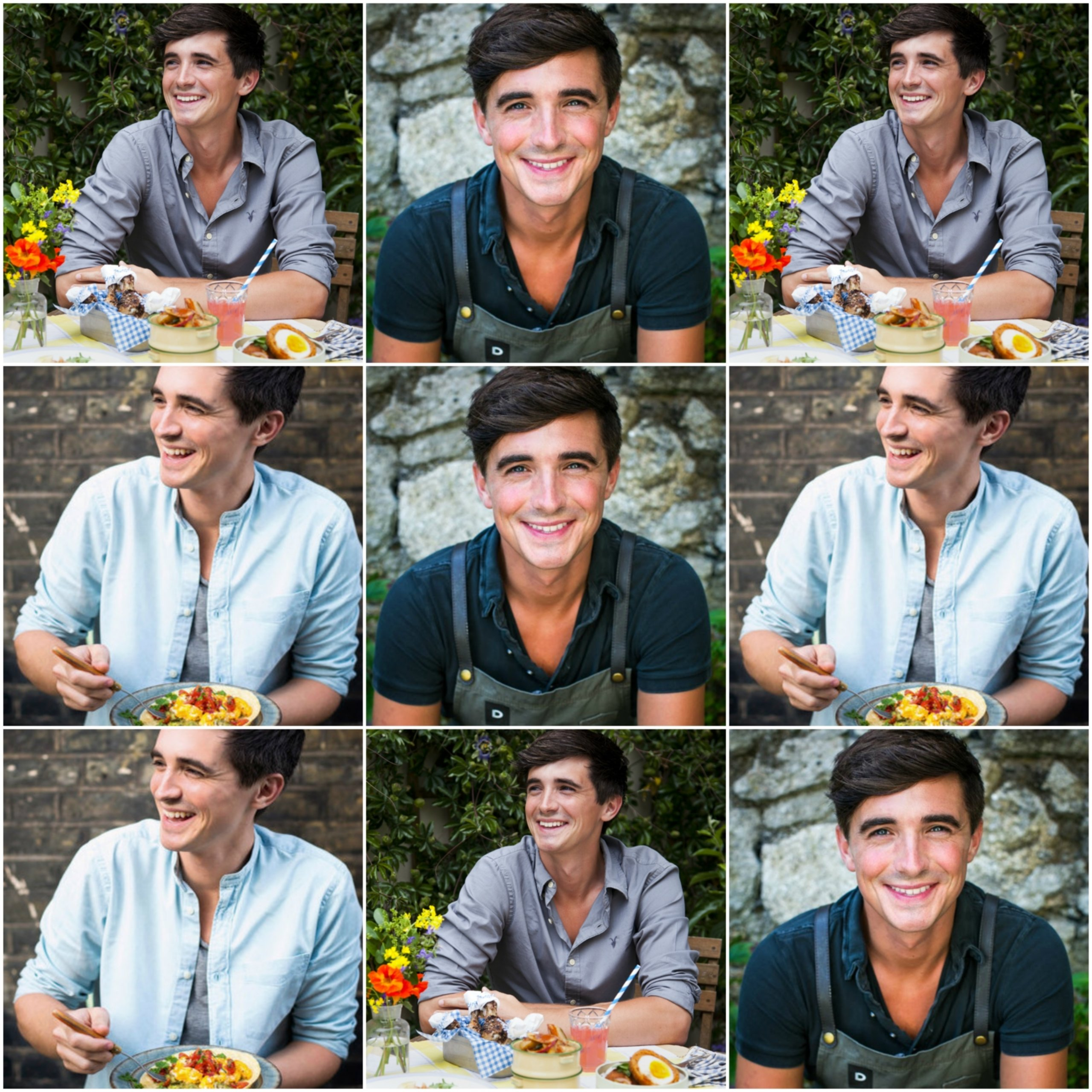 Donal Collage