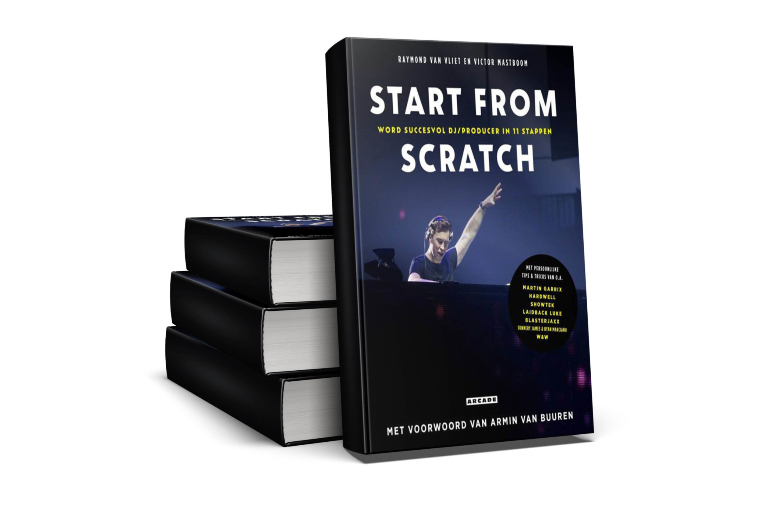 Start From The Scratch Cover