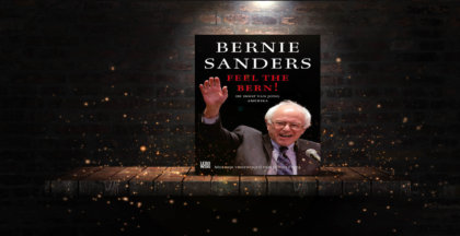 01 Header Feel The Bern A