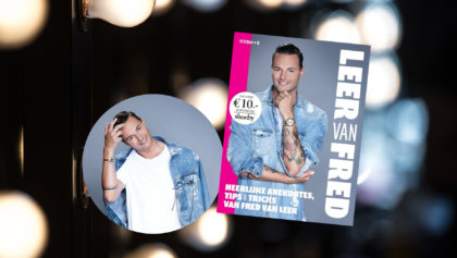 Fred Van Leer Header