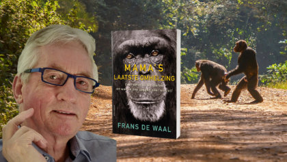 Header interview Frans de Waal
