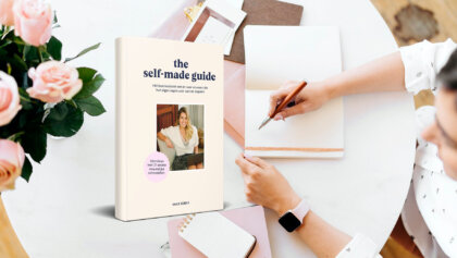 Header recensie the self made guide