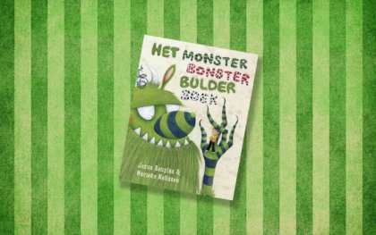 Het Monsterbonsterbulderboek Header