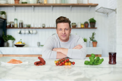 Jamie Oliver Video Header