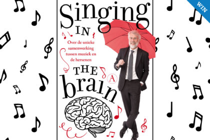 Singing In The Brain Winactie Header