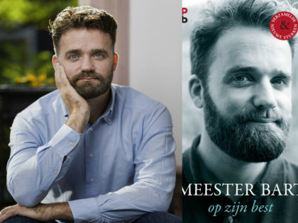 Collage Meester Bart