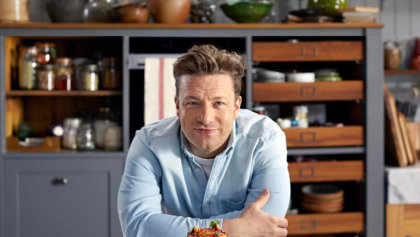 Jamie Oliver Interview