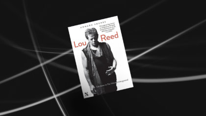 Lou Reed Header