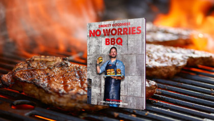Winactie no worries bbq